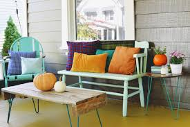 home non traditional fall front porch makeover farm fresh therapy