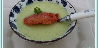 patisson cuisine soupe de pâtisson facile et pas cher recette sur cuisine actuelle