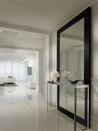 Full Length Mirror In Bedroom Large Mirror Design Ideas Hall Contemporary With Floor Mirror
