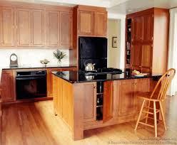 Kitchen Storage Cabinet Light Oak Kitchen Cabinets Small Glass Breakfast Bar Buffalo Head