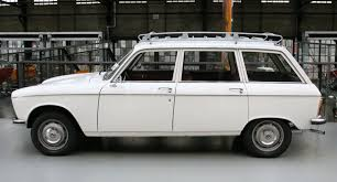 peugeot estate cars view of peugeot 204 estate photos video features and tuning of