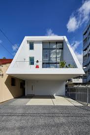 muto architects design a japan three story open house