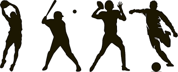 kids vinyl wall decal set 4 soccer player football