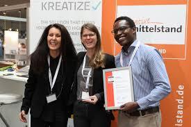 Baden It Bilder Der Preisverleihung Innovationspreis It 2017