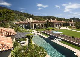 mediterranean style mansions 45 million montecito mansion see this house cococozy