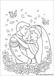 coloring pages cinderellas slipper 5 coloring pages disney