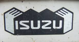 isuzu logo file isuzu sticker care for you jpg wikimedia commons
