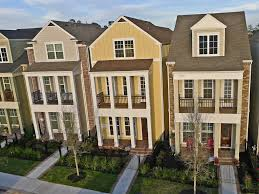 Row Homes by 22 Rafters Row The Woodlands Tx 77380 Har Com