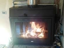 camino a legna usato termocamino legna arredamento mobili e accessori per la casa