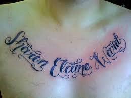 cursive lettering by jen godfrey tattoonow