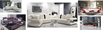 meuble canapé design canapé cuir meuble salon design italien pas cher mobilier unique