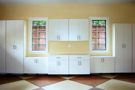 Modern Kitchen Canisters Furniture L Shaped Green Metal Home Depot Garage Cabinets For