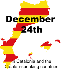 december 24th in catalonia and the catalan speaking countries