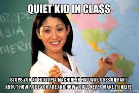 High Kid Meme - quiet kid in class stops you at frutopia machine in hallway goes