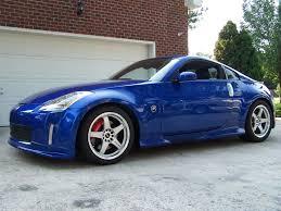 matte blue nissan 350z black and blue transformation my350z com nissan 350z and 370z