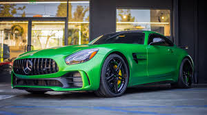 green mercedes benz green hell magno mercedes amg gt r adv05 track spec advanced