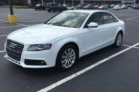audi a4 used 2011 audi a4 used car review autotrader