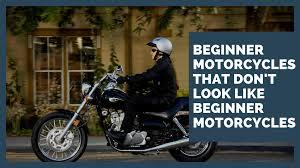 best cruiser motorcycle boots beginner motorcycles that don u0027t look like beginner motorcycles