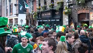 celebrate st s day in dublin ireland