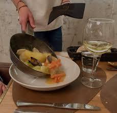 cuisine dunkerque aux waterzooï hôtel de charme restaurant à dunkerque