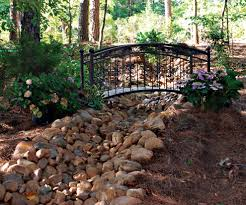 a weekend project how to create a dry creek bed in a weekend