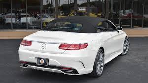 mercedes s550 sale 2017 mercedes s550 cabriolet for sale near doral florida