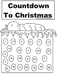advent coloring pages 3505