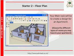unit 9 u2013 google sketch up google sketch up u2013 intro lesson 1 u0026 ppt
