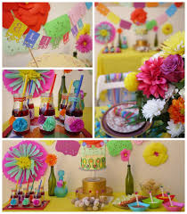 mexican decorations for party bring the joy by the colourful