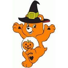 bears clipart pumpkin