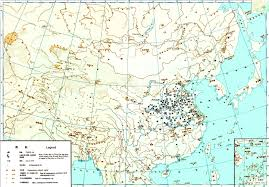 China Maps by China History Maps Bc 403 221 Contending States