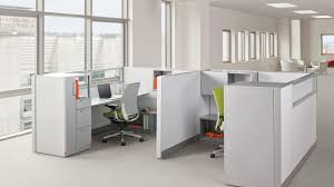 Cubicle Office Desks Answer Panel Systems Modular Workstations Steelcase Steelcase
