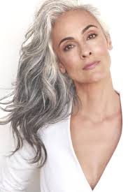 grey hair in 40 s 1904 best gray hair images on pinterest going gray grey hair