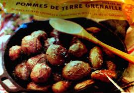 cuisiner pomme de terre grenaille poêlée de pommes de terre grenaille picard 450 g
