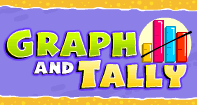 graph and tally graphing game turtle diary