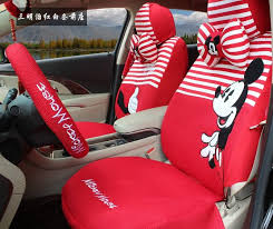 mickey mouse chair covers mickey mouse car seats cover set stripe polka dot
