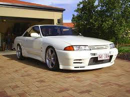 nissan skyline r32 gtst r32 white pearl must see for sale private whole cars only