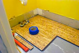 Bamboo Floors In Bathroom Fresh Cork Flooring Bathroom Floating 17976