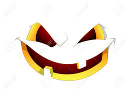 scary halloween clipart scary halloween pumpkin face royalty free cliparts vectors and