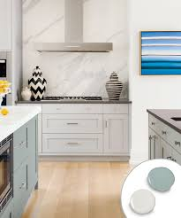colored cabinets for kitchen 12 kitchen cabinet color ideas two tone combinations this