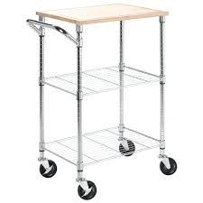chariot de cuisine chariot de cuisine en bois desserte bois cuisine 5 de