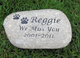 personalized memorial stones personalized memorial burial grave maker tombstone 8 9 inch