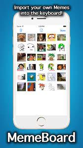 Meme Keyboard Iphone - memeboard touche apps