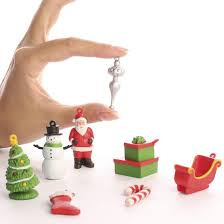 miniature ornament figurines ornaments