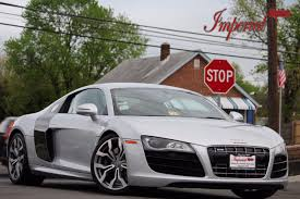 audi r8 automatic 2010 used audi r8 2dr coupe automatic quattro 5 2l at imperial