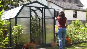 6ft X 8ft Greenhouse Rion Ecogrow 2 Twin Wall Greenhouse 6ft X 10ft Model Hg7010