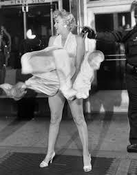 Marilyn Monroe Meme - 1 lt john pike pepper spraying cop and marilyn monroe motley