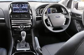 Ford Falcon Xr6 Interior Ford Falcon History Fg Fg X 2008 2016