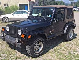 60th anniversary 2001 jeep wrangler 4x4 4x4s for sale pinterest