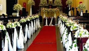 wedding decorations for church church decoration ideas dsellman site